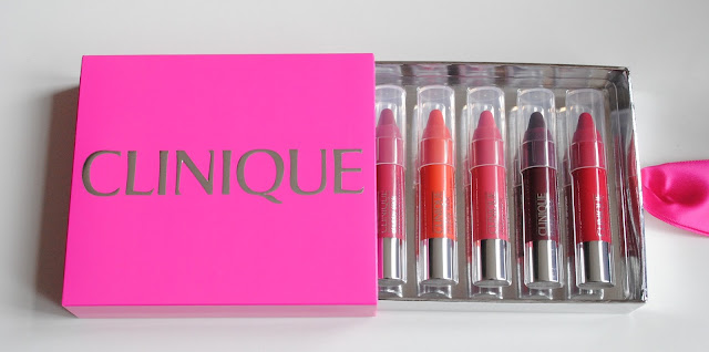 Clinique Chubby Stick Gift Set for Christmas 2012