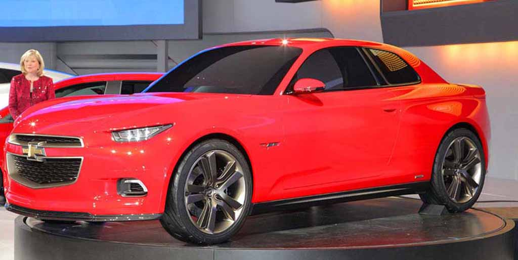 2017 Chevy Chevelle Concept And Release Date