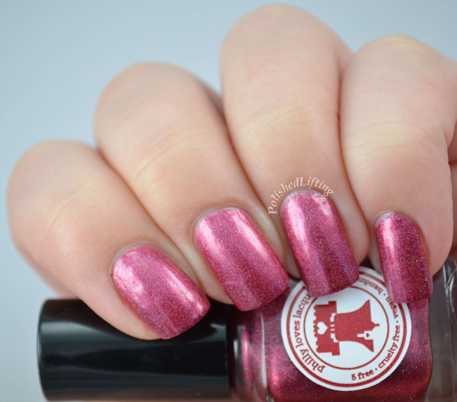 Polished Lifting: Philly Loves Lacquer- Seeing Isn\'t Believing ...