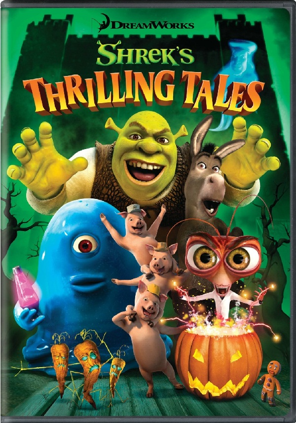 [MULTI] Shreks Thrilling Tale [DVDRiP]
