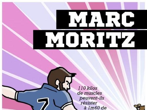 Le roi du plaquage de Marc Moritz