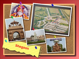 Shegaon by Ramakant Agrawal