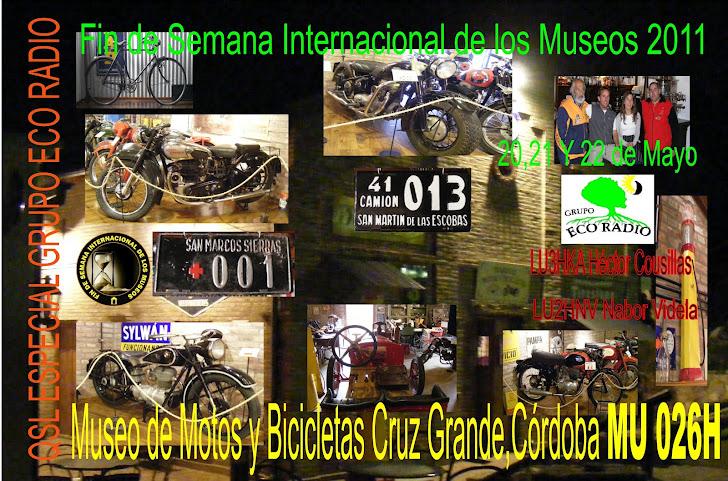 QSL Museo de Motos y Bicicletas de Cruz Grande