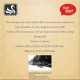 Primera Expo de Fotos Antiguas de Curicó