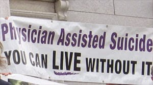 assisted suicide how does it benefit What is the great benefit of legalizing euthanasia or physican-assisted suicide ezekielj emanuel euthanasia and physician-assisted suicide (pas) are not ends in them- .