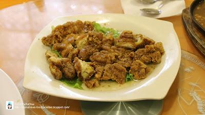 Restoran Makanan Laut Zhong Ma 中马式海鲜村 @ Sungai Petani, Kedah.