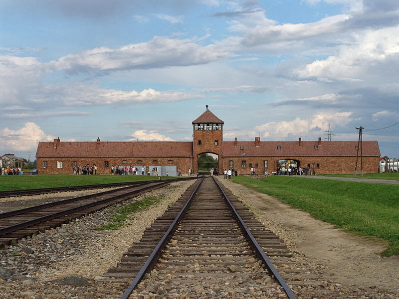 波蘭奧斯維辛集中營