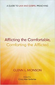 Afflicting the Comfortable, Comforting the Afflicted (Wipf & Stock, 2015)
