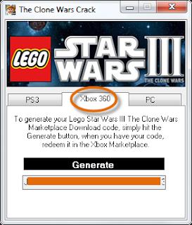 lego star wars 3 activation key pc
