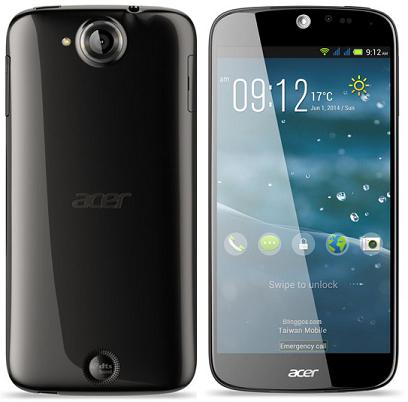 Harga dan Spesifikasi Acer Liquid Jade S