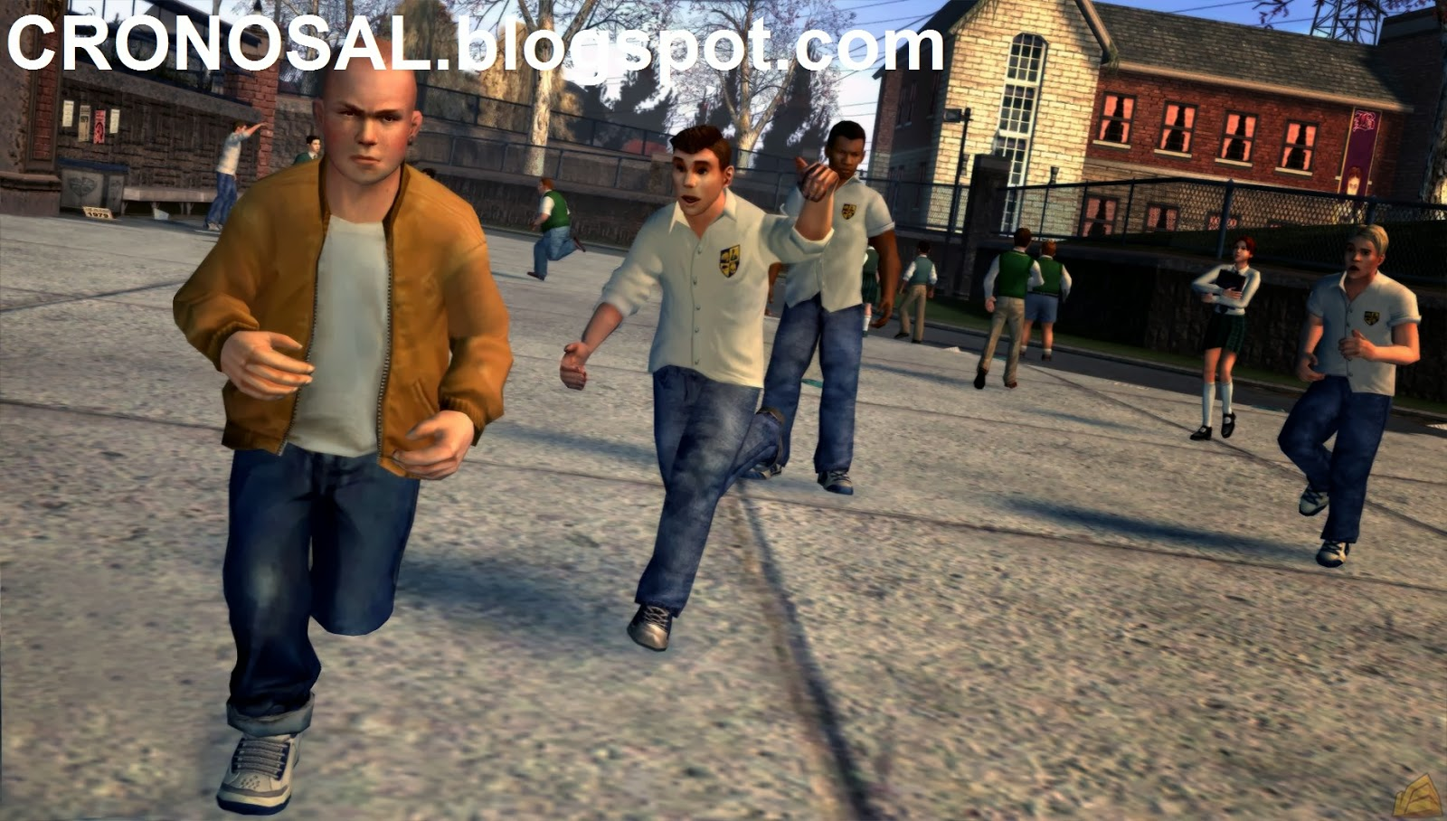 Download Game Bully Scholarship Edition Highly Compressed PC Full Version