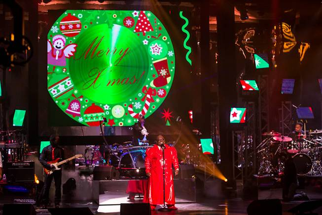 Holiday Film Reviews: Cee Lo's Magic Moment
