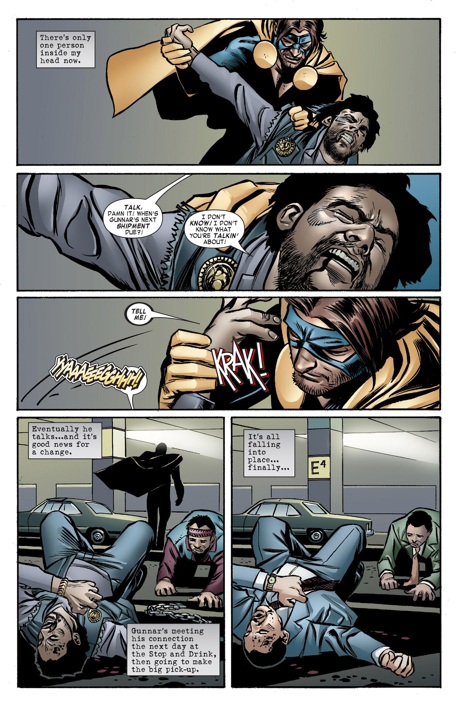 Captain America (2005) Issue #7 #7 - English 20