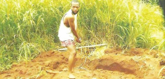 SAD: Man Poisons Pregnant Girlfriend In Imo State