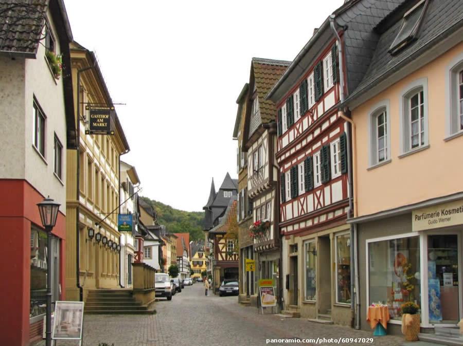 In der Untergasse - Meisenheim - Alemanha/ Germany