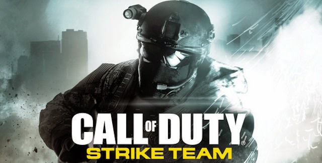 Call of Duty Strike Team para dispositivos móviles