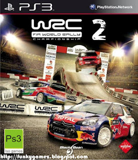 WRC 2 WORLD RALLY CHAMPIONSHIP - PS3 ISO