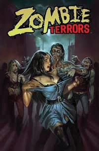 Zombie Terrors Vol.1
