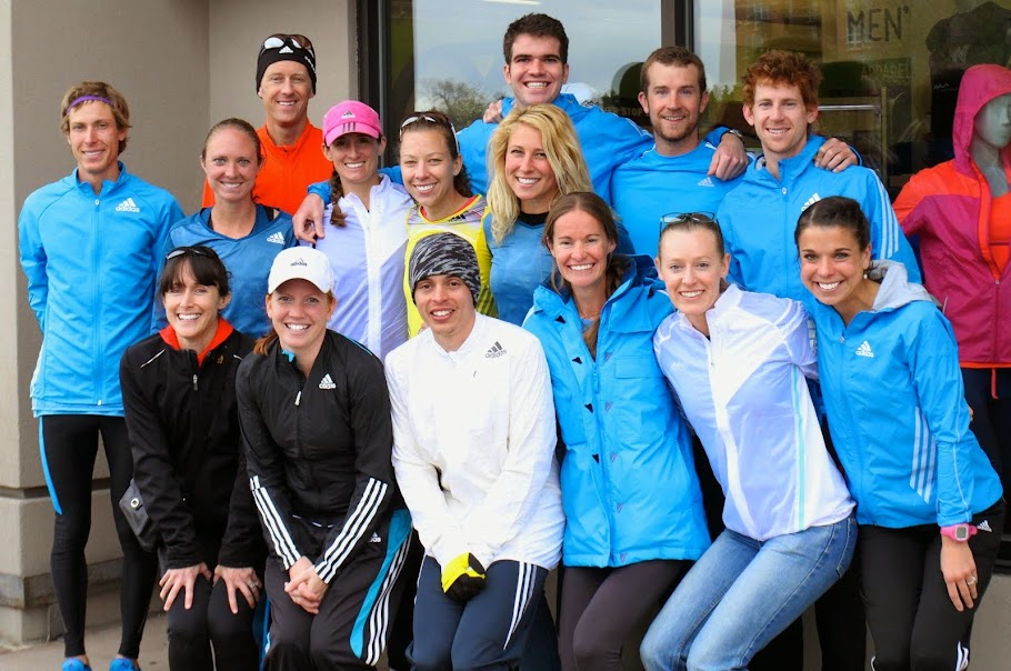 Boulder Running Company/adidas Blog