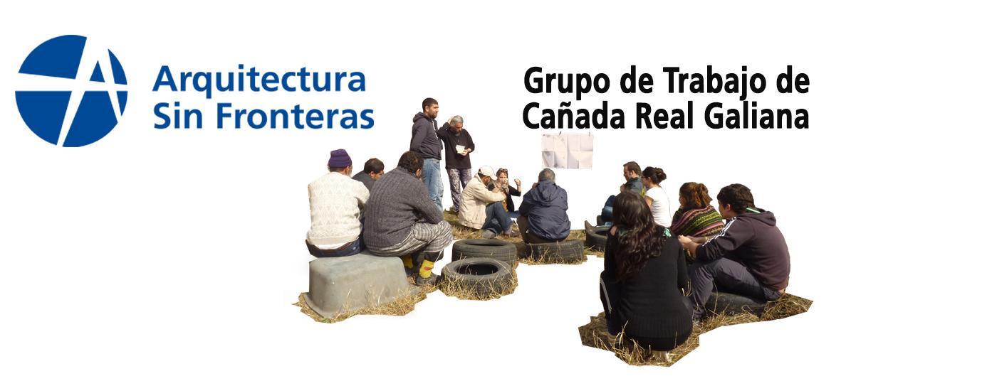 ASF Grupo de Trabajo Cañada Real Galiana