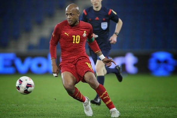 Andre Ayew to Liverpool FC?