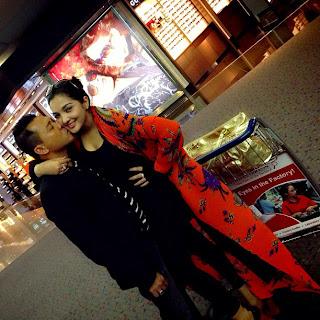 Foto Mesra Anang dan Ashanty