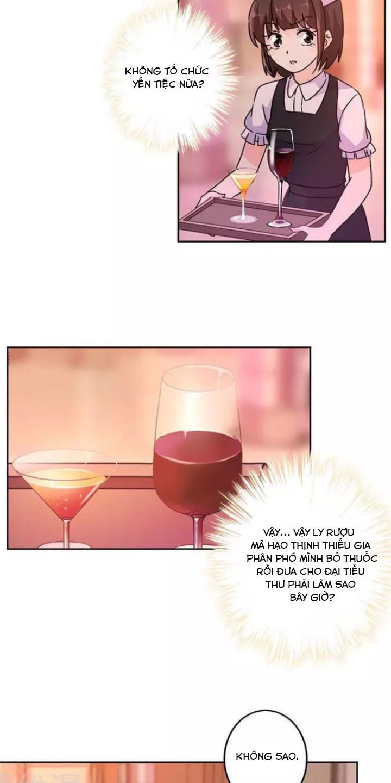 Trọng Sinh Chi Hao Môn Cường Thế Quy Lai chap 130 - Trang 19