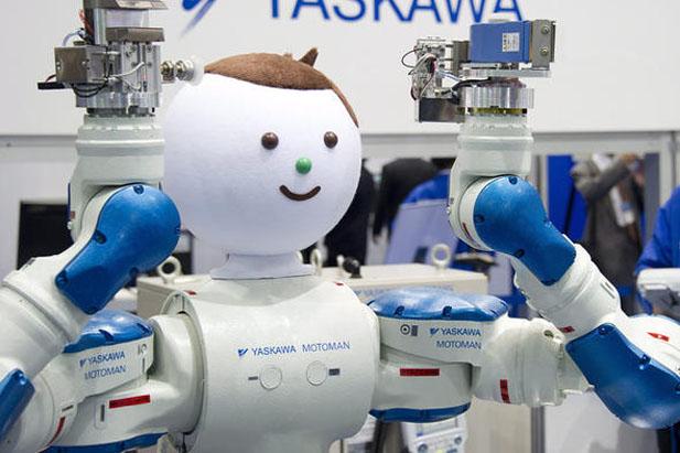 IREX 2011 - 国際ロボット展 | 東京ビッグサイト