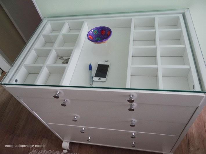 Apartamento da leitora Liete Sarti Comprando Meu Apê  ~ Revestimento Para Quarto Leroy Merlin