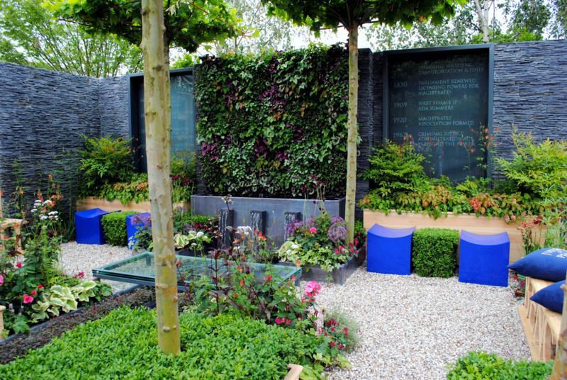 Visitando el rhs chelsea flower show de 2011 jardines - Paisajismo jardines pequenos ...