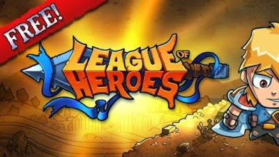 League of Heroes v1.3.363 Apk Unlimited Coins/Gems/Mod