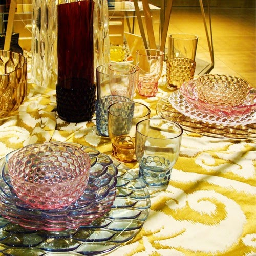 Jellies family by Kartell