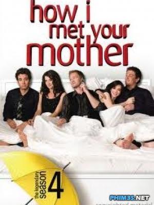 Chuyện Tình Được Thuật Lại 4-How I Met Your Mother 4