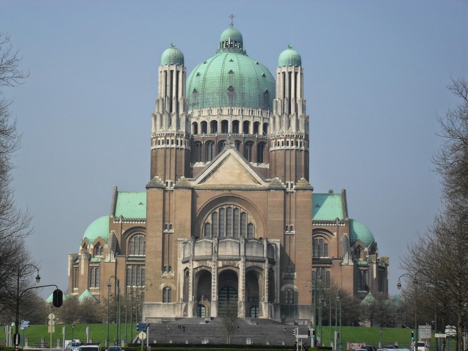 basílica de Bruselas