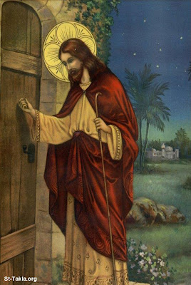 Jesus Knocking Picture