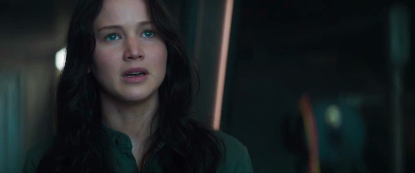 Katniss Mockingjay Trailer