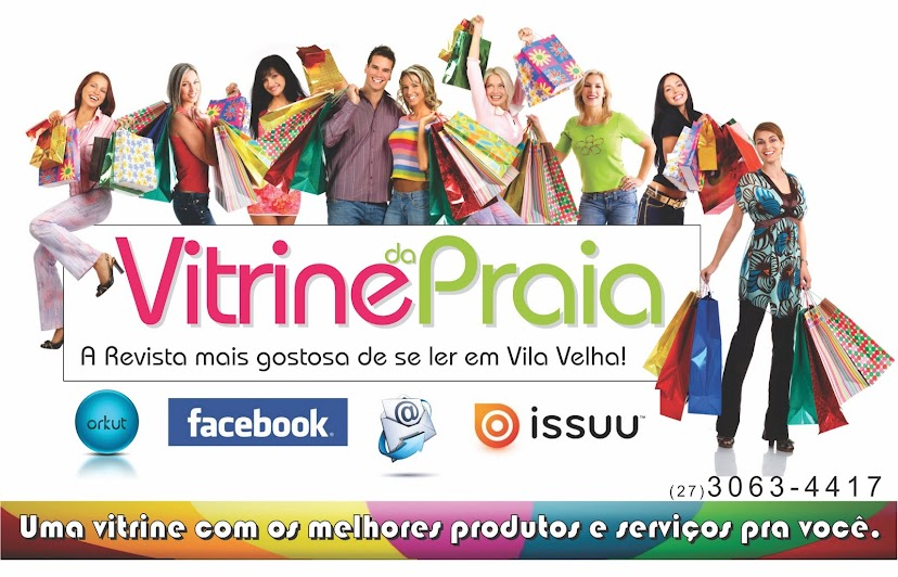 Revista Vitrine da Praia
