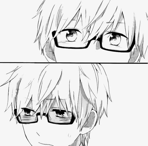 My Abnormal Daily Life The Power Of Glasses