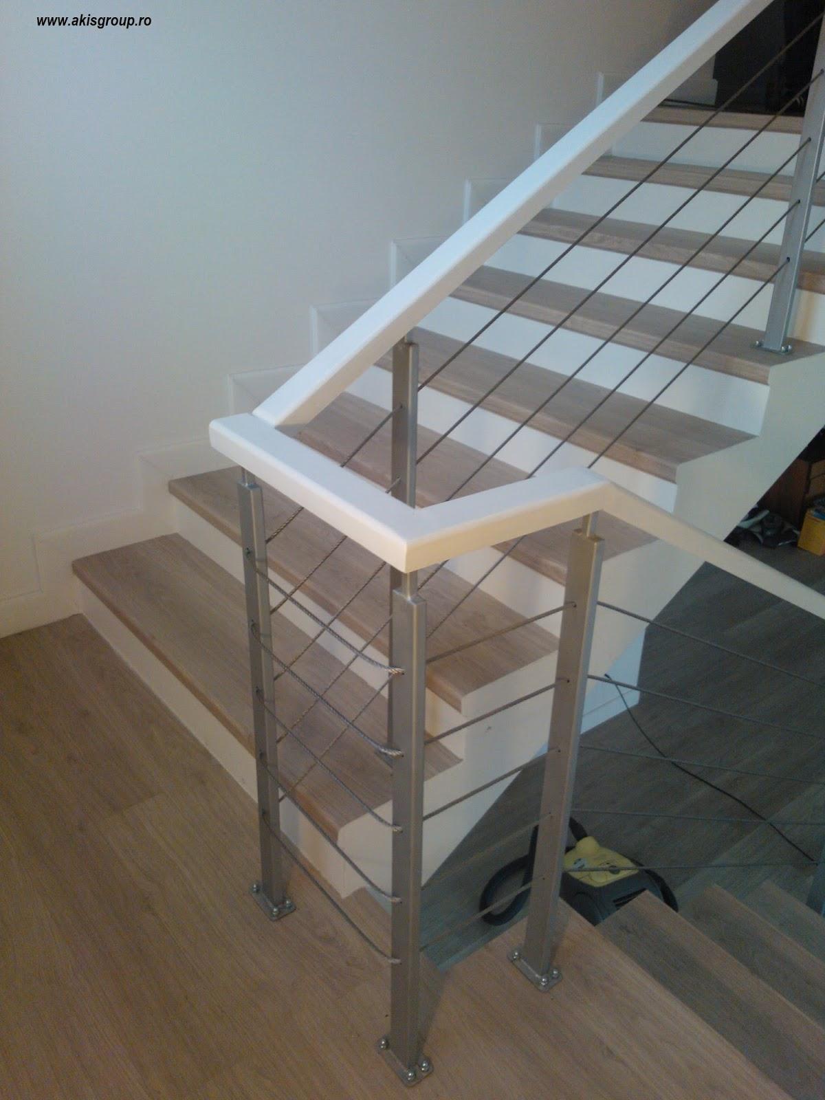 gel nder aus schmiedeeisen kabel gel nder. Black Bedroom Furniture Sets. Home Design Ideas
