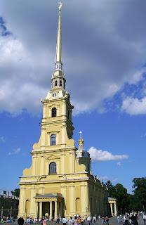 Peter og Paul katedralen