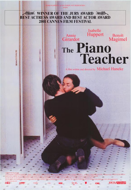 the piano teacher movie poster 1020361379 The Piano Teacher (2001)