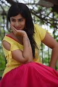 Aparna Glam pics in yellow top-thumbnail-6