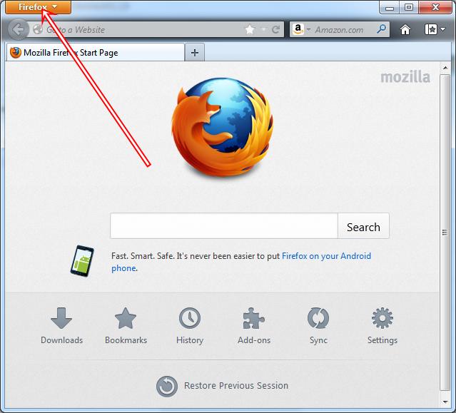 Cara Cek Update Mozilla Firefox Sunarto S Kom