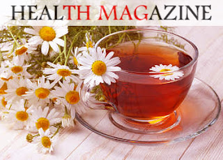 Best Tea For Sore Throat - Chamomile Tea