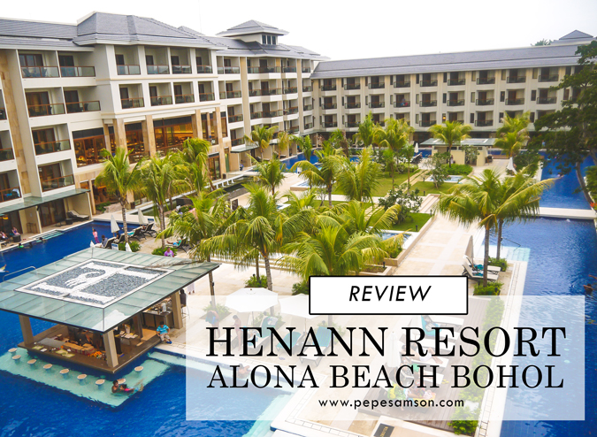 every moment counts at henann resort alona beach bohol pepe samson