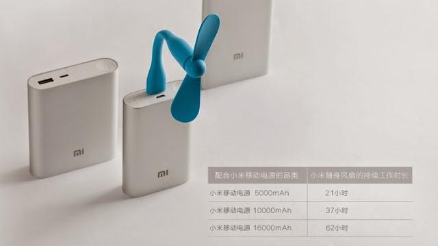 USB Mini Fan Xiaomi