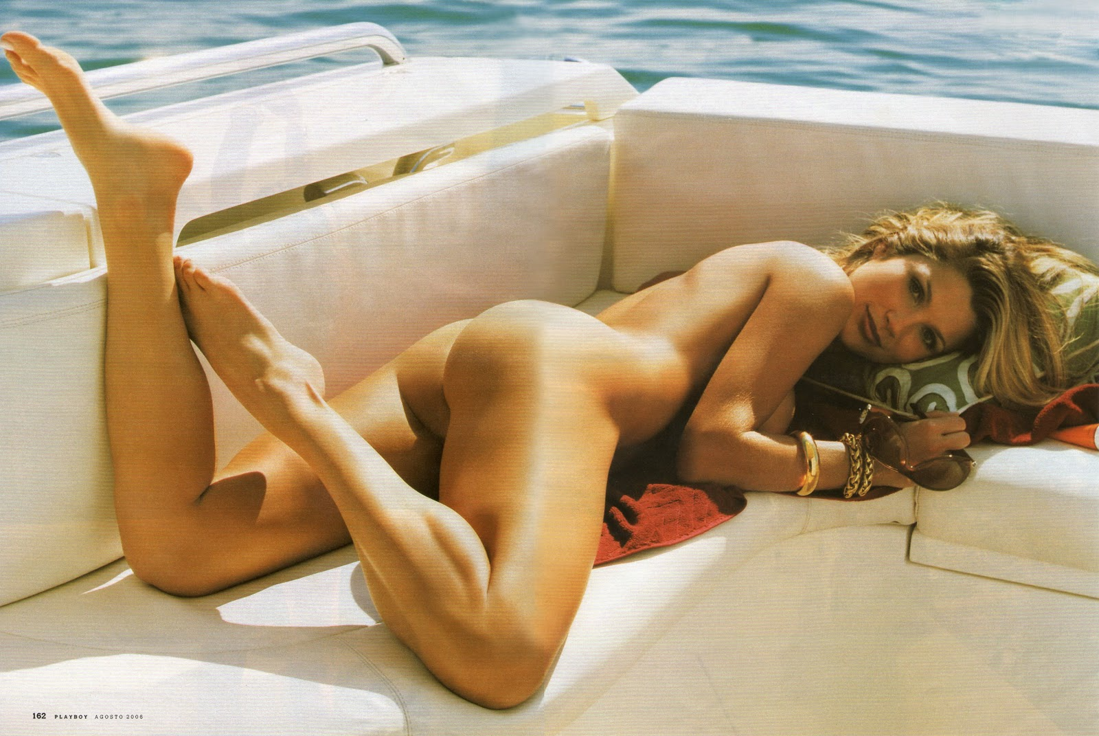 Flavia Alessandra Playboy Scans