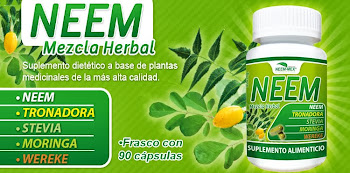NEEM MEZCLA HERBAL PARA LA DIABETES