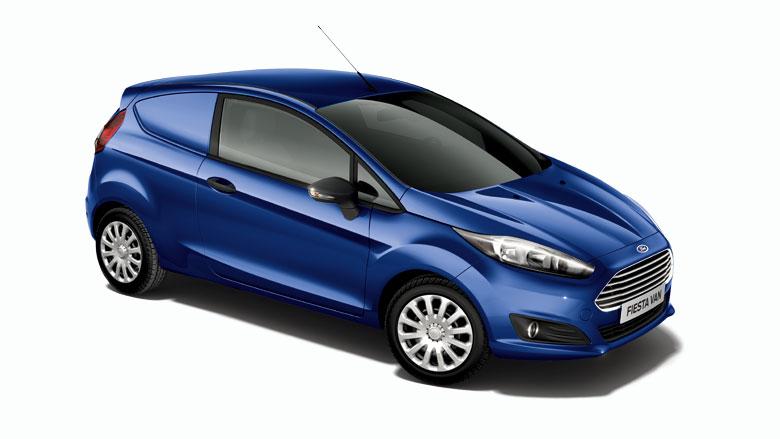 Très Ford Fiesta Affaires/Van VI Restylée (2015) - Couleurs/Colors AJ42