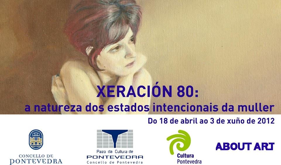 Exposición Xeración 80